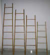 Bamboo Ladder Racks