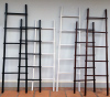 Colored Bamboo Ladder Racks