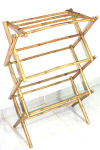 Bamboo Multi-Tier Rack