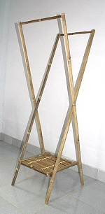 Bamboo Laundry Drying Rack